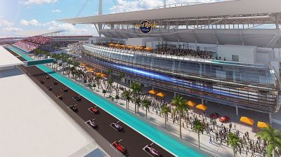 F1 agrees Hard Rock Stadium deal for Miami Grand Prix