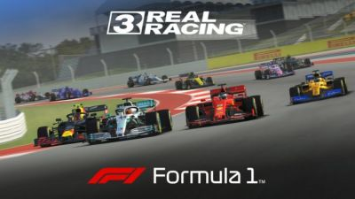 F1 heads to Real Racing 3 in EA-Firemonkey partnership