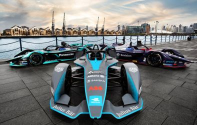 Formula E plots 'one-of-a-kind' London race for 2020