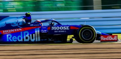 Report: Toro Rosso's Alpha Tauri name change gets go-ahead