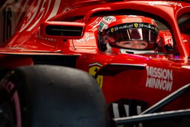 Ferrari removes Mission Winnow FIA entry