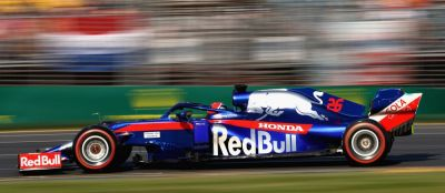 Toro Rosso drive off with Buzz partnership