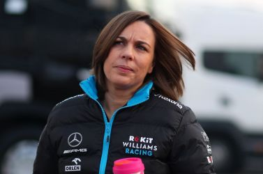 Majority of F1 teams see gender pay gap hit 25 per cent