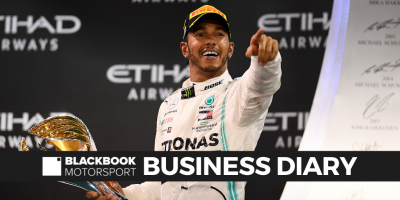 F1 Abu Dhabi GP 2019: Hamilton wins season finale and the series is smelling rosy