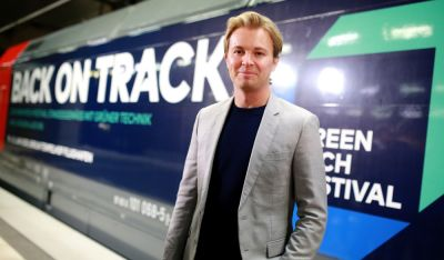 'Everybody needs to make sustainability a priority': Nico Rosberg on his climate change challenge