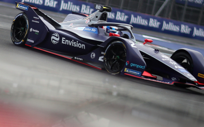 Why Formula E's Envision Virgin Racing are making sustainability their top priority