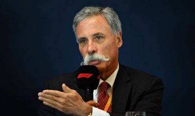 'For F1 it's about being part of the solution': Chase Carey on the series' environmental drive