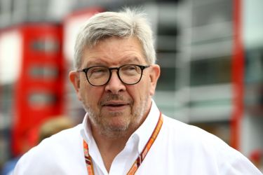 'F1 could reschedule Chinese GP over coronavirus': Ross Brawn