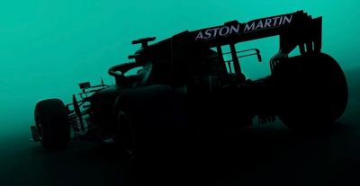 Aston Martin F1 add security with Netapp