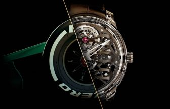 Aston Martin to keep time with Girard-Perregaux