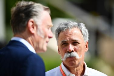 'Sean Bratches F1 future uncertain', admits Chase Carey