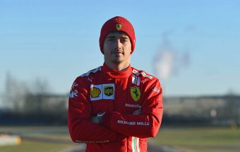 Ferrari sign Richard Mille as official timekeeper