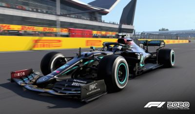EA agrees US$1.2bn deal for F1 video game developer Codemasters
