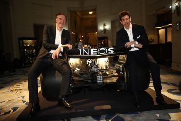 Ineos buys 33 per cent stake in Mercedes F1 team