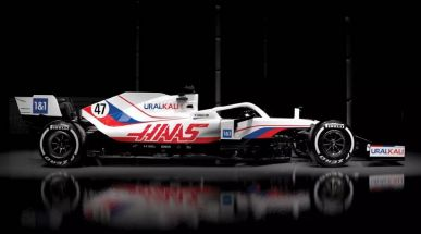 Haas F1 announce Uralkali as title sponsor