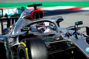 F1 in talks over Portuguese Grand Prix