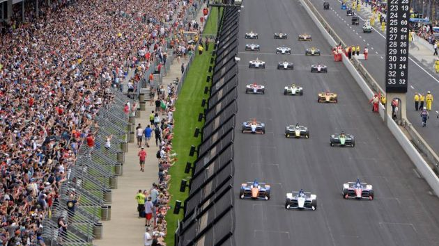 Indy 500 to be at 40% capacity