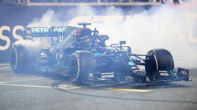 F1 posts US$386m losses for 2020