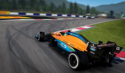 McLaren F1 esports series boosts British American Tobacco gaming presence