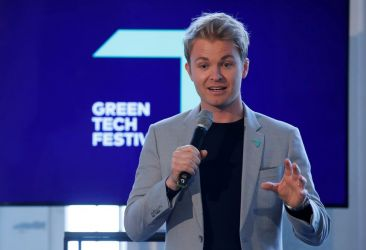 Nico Rosberg headlines BlackBook sustainability webinar on 17th June