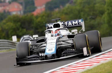 Williams F1 name Umbro as official kit supplier