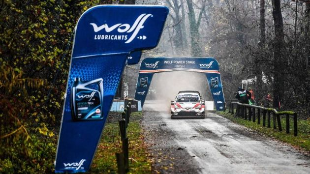 WRC extends Wolf lubricants deal