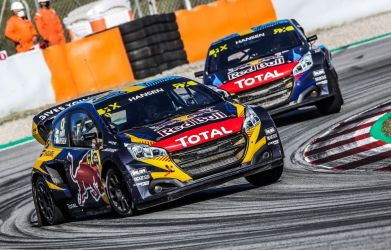 WRC Promoter appointed as new World Rallycross Championship commercial rights holder