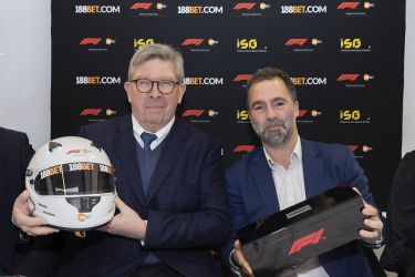 F1's Brawn talks up data opportunities after landmark 188Bet sponsorship