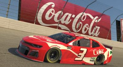 Coca-Cola title sponsors eNascar gaming competition