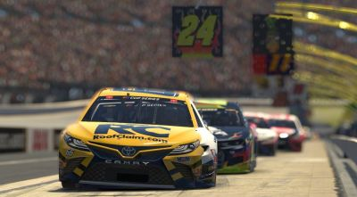 Nascar to get virtual sports betting game in wide-ranging IMG Arena deal