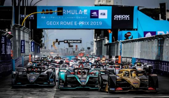 Formula E to race in Rome until 2025
