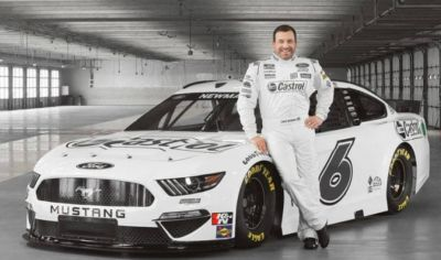 Roush Fenway become Nascar's first carbon neutral team